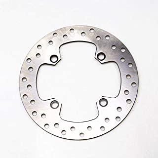 BHYShop Disco de Rotor de Disco de Freno Trasero de Motocicleta para Honda XR250 XR 400650600 XLR250 CRM 250 SL250 Off Road Street Bike
