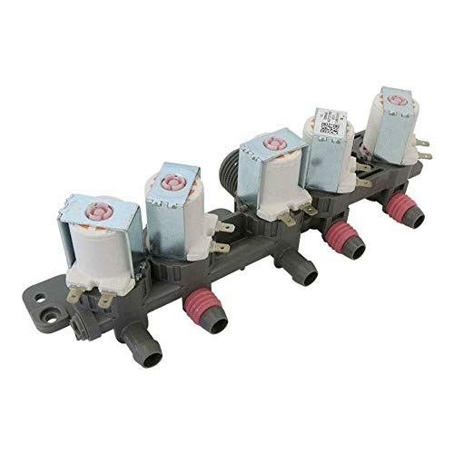 NEW AJU73213301 Washing Machine Inlet Valve for LG made by OEM manufacturer - 2 YEAR WARRANTY