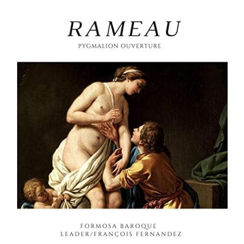 Formosa Baroque, François Fernandez, Marc Hantaï, Yifen Chen & François Guerrier