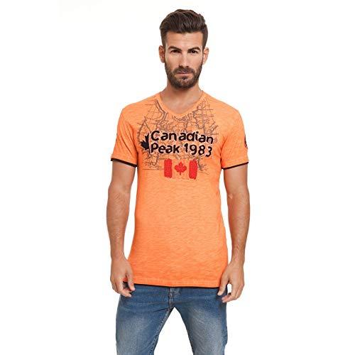 Canadian Peak   Camiseta Manga Corta Modelo Jundai -...