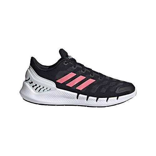 adidas Climacool VENTANIA W, Zapatillas de Running Mujer, NEGBÁS/ROSBRU/FTWBLA, 40 2/3 EU