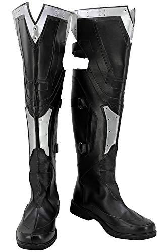 Thor Ragnarok Cosplay botas zapatos Thor 3 disfraz de Cosplay para Halloween hombres adultos por encargo 45