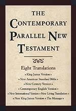Contemporary Parallel New Testament Bible-PR-KJV/NASB/Ncv/Cev/NIV/Nlt [B-PR-OXF-NT K]