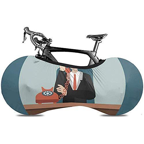 L.BAN Sweet-Heart Cubierta de la Rueda de Bicicleta, Proteger el neumático del...