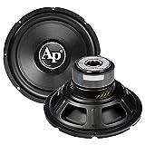 Audiopipe 12' Woofer 1000W Max Dual 4 Ohm VC