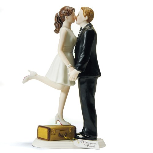 Weddingstar A Kiss and We're Off Figur
