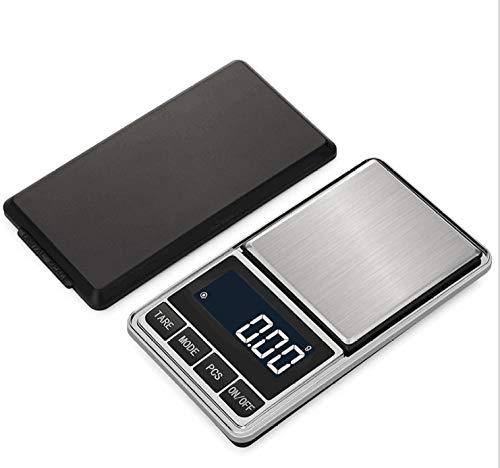 Draagbare Mini-Sieraden Elektronische Weegschaal 0.01G Hoge Precisie Sieraden Weegschaal Precisie Tellen Elektronische Weegschaal 0.1G-200G / 0.01G