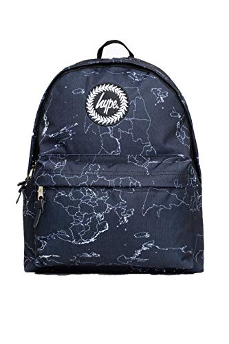 Hype Black MAPS Mochila