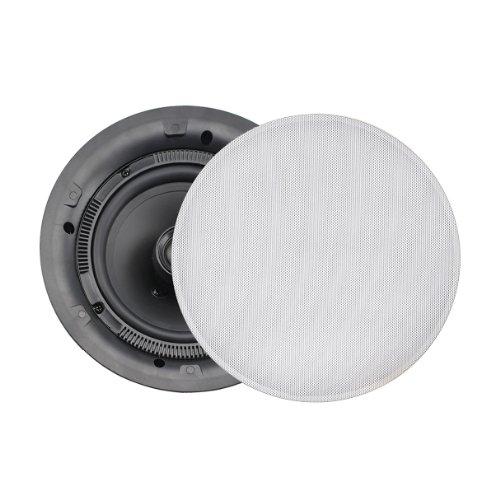 FUSION Flush Mount-Lautsprecher, Weiß, 15,2 cm (6 Zoll)
