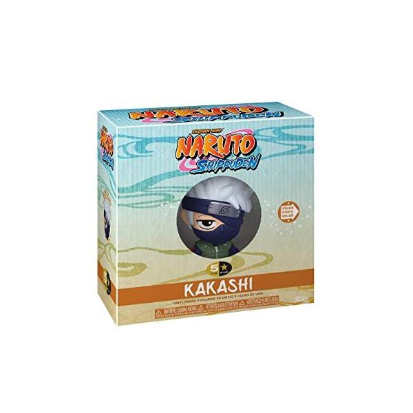 Funko - 5 Star: Naruto S3 - Kakashi Figura Coleccionable, Multicolor (41079) 2