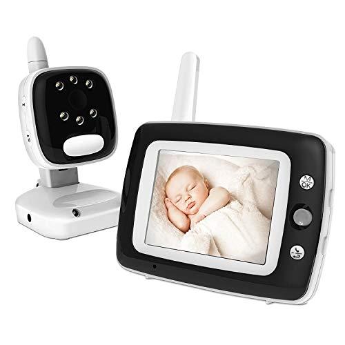 HXwsa Baby Monitor, 3.5
