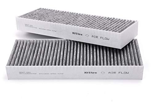Bora BASIC Aktivkohlefilter-set (2 Filter) für BIU/BHU/BFIU von Kf3tec / max. 4 Stk. pro Kunde