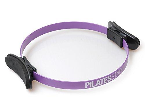 Yogistar Pilates Ring - Metall 30 cm Violet