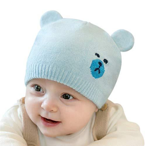 DORRISO Moda Linda Gorro Bebe Niño Niña Primavera Otoño Invierno Calentar Sombrero de Niño