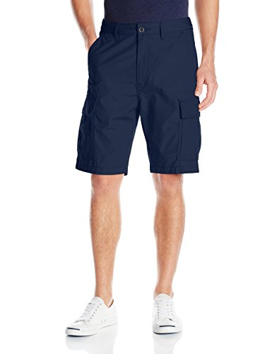 Levi's Men's Carrier Cargo Short, Dress Blues/Ripstop, 28