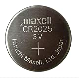 Maxell  19040815 Pila Boton Litio CR2025
