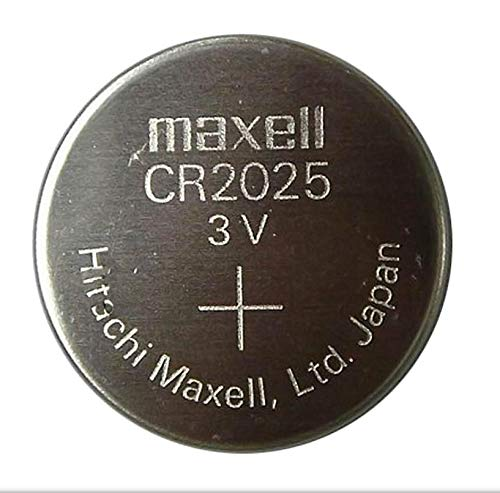 Maxell   batteria CR2025 al litio 3 V