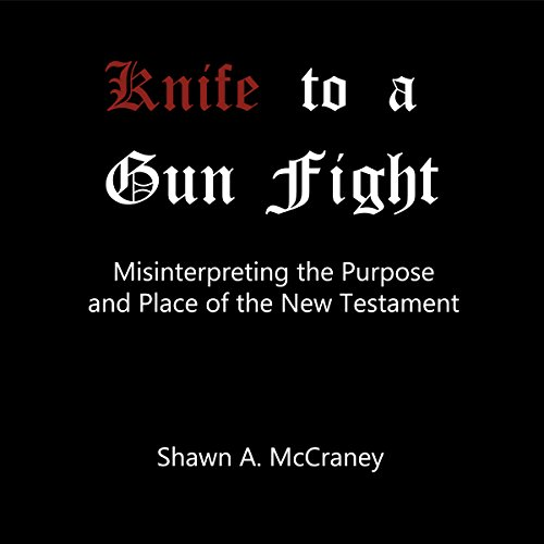 Knife to a Gun Fight cover art