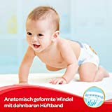 Huggies Windeln Ultra Comfort Baby Größe 6 Monatsbox, 1er Pack (1 x 102 Stück) - 5