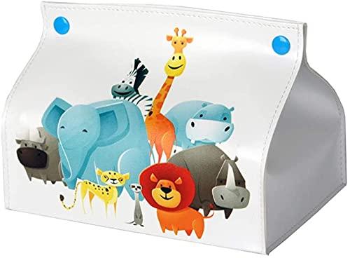 Caja de pañuelos decoración creativa casa sala de estar caja de almacenamiento de la sala de almacenamiento simple de la moda del hotel caja de almacenamiento de la toalla de papel de la caja de papel