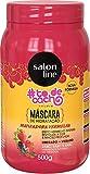 Máscara de Hidratação #todecacho Vermelhão do Poder Salon Line 500g, Salon Line, Vermelhão, 500G