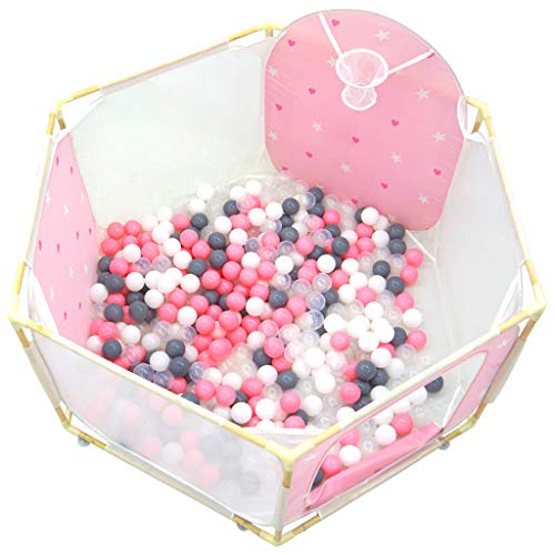 Check Out This Portable Baby Ball Pit Kids Play Tent Foldable Children's Playpen for Indoor and Outd...