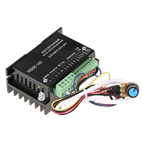 NITRIP WS55-180 DC 20V-50V bürstenlose CNC-Spindel BLDC Motor Driver Controller