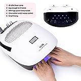 Máquina De Manicura 3 En 1/ Aspirador De Uñas/Aspirador para Manicura Y Lámpara UV para Uñas