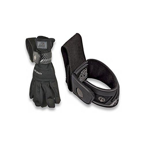 M.ALBAINOX porte-Gants mastodon sécurité Noir