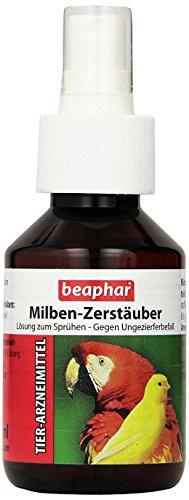 Beaphar - Milbenzerstäuber Vogel 100 ml