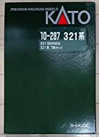 KATO10-287 321系7両セット 模型