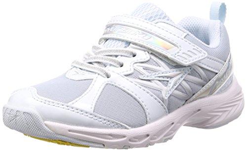 [シュンソク] 運動靴 レモンパイ THEE SYUNSOKU 19cm~25cm 2E キッズ 女の子 LEJ 5340 サックス 22 cm