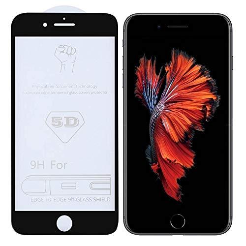 Dmtrab para Adecuado para iPhone 6 / 6S 9H 5D Globos De Pantalla Completa Globos Grandes RC Film