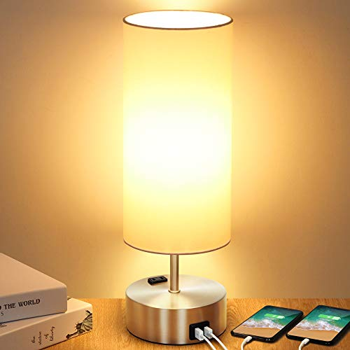Shine Hai 3-Way Touch Control Table Lamp
