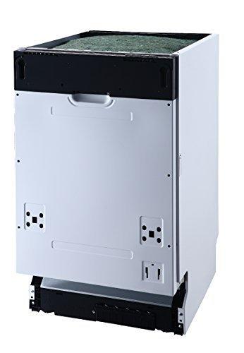 Lave-vaisselle Lave-vaisselle encastrable Lave-vaisselle respekta totalement intégré 45 cm A