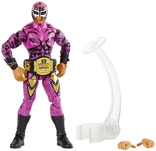 WWE Rey Mysterio Elite Collection Action Figure