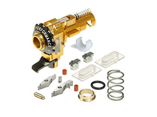 Maxx Model M4 / M16 CNC Alu HopUp Unit ME PRO, CNC gefräst, für viele Modelle passend -goldfarben-