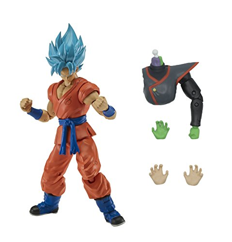 Dragon Ball Super - Figuras de personajes, serie 3, S3 Super Saiyan Blue Goku, Series 3