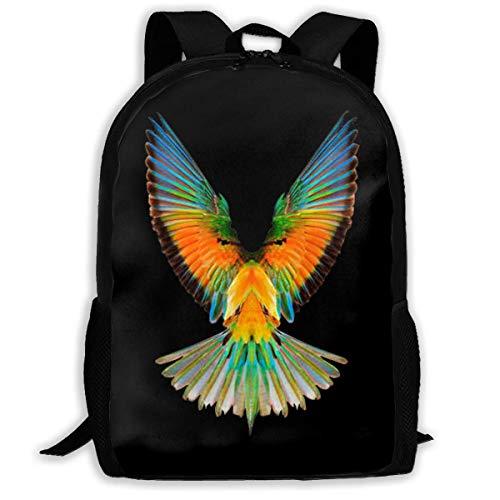 School Backpack, Travel Hiking Logan Paul Logang Logo Backpacks Waterproof Big Student College High School Shoulder Bag Outdoor Backpacks for Men Women Adults