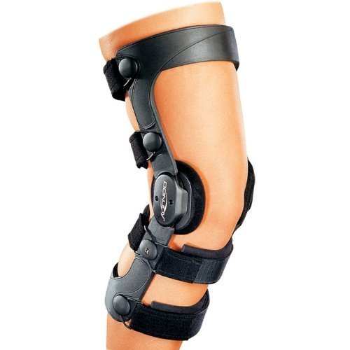 DonJoy Legend SE-4 Knee Support Brace: ACL (Anterior Cruciate Ligament), Right Leg, Medium