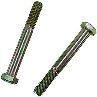 inch PT 5//16-18x3 1//2 Quantity: 500 Square Head Bolt Plain A307 Grade A