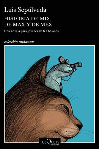 Historia de Mix de Max y de Mex: Ilustraciones de Noemí Villamuza