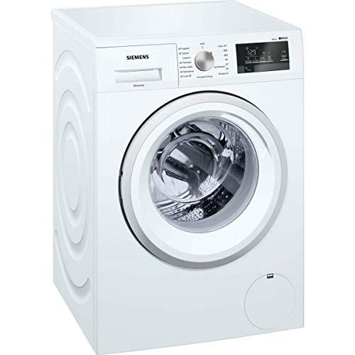Siemens iQ500 WM14T409FF Libera installazione Carica frontale 9kg 1400Giri/min A+++-30% Bianco lavatrice