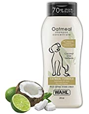 Wahl Oatmeal Shampoo - 24 Oz/710 ml