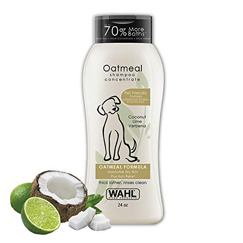 WAHL Formulated dog shampoo