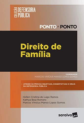 Coleção Defensoria Pública - Ponto a Ponto - Direito de Família