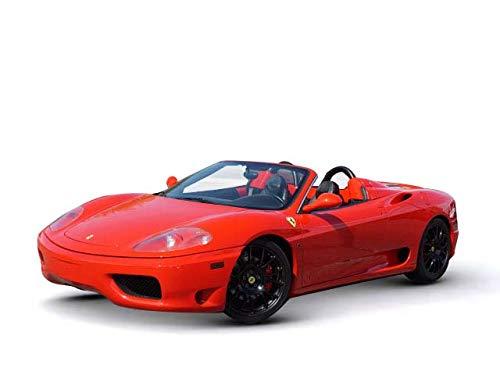 2003 Ferrari 360, 2-Door Convertible Spider ...