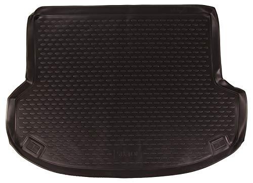 SIXTOL Auto Kofferraumschutz für den Hyundai ix35 2010-> - Maßgeschneiderte antirutsch Kofferraumwanne für den sicheren Transport von Einkauf, Gepäck und Haustier