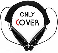 FitSand(TM) Soft Cotton Headset Cover for LG HV-800 BHS-930 HV-900 HBS-800S EGRD G-Cord Neckband Bluetooth Headphone Headset