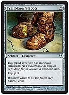Magic: the Gathering Trailblazer39;s Boots (208) - Zendikar